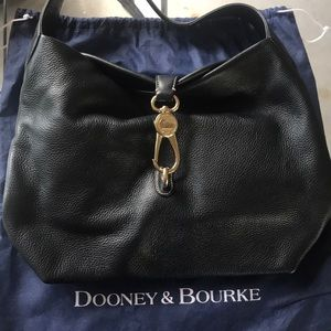 Dooney & Bourke blue bag